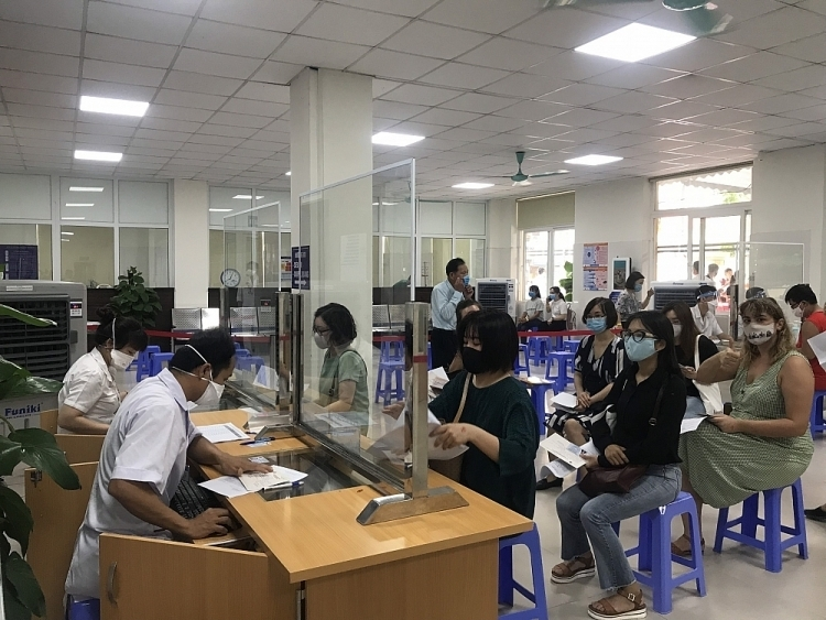 Vaccination for 200 NGOs Officials and Employees in Ho Chi Minh City