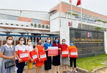 Various Organizations Continue to Support Vietnamese Localities