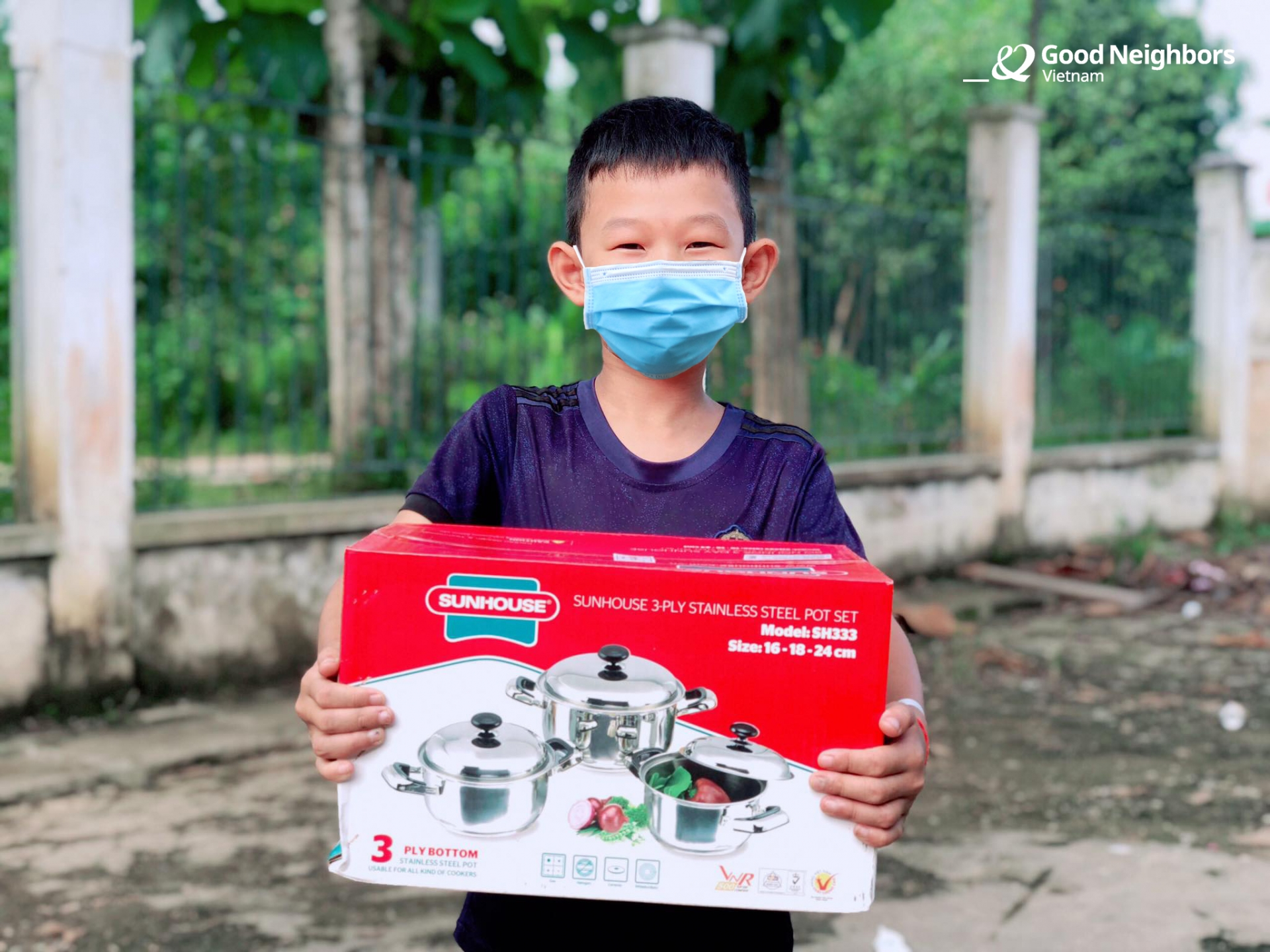 GNI Improves Rural Drinking Water Supply in for District in Thanh Hoa