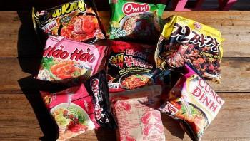 Vietnam Remains a Top Three Instant Noodles Consumers