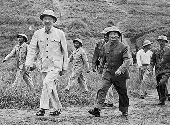Online Exhibition of 110 Photos to Pay Tribute to General Vo Nguyen Giap