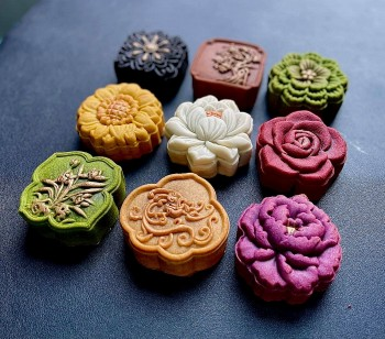 How To Make Baked Mooncakes At Home