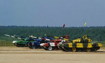 How To Watch Vietnam's Tank Crew Competes in 2021 Int' Army Games