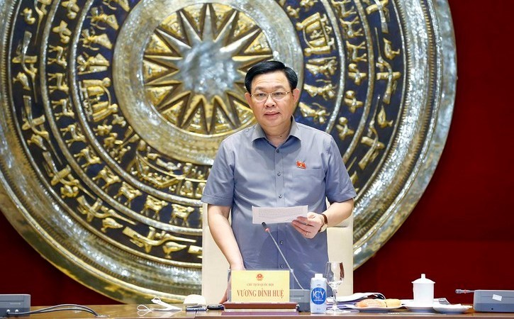 Vietnamese Top Legislator to Attend 42nd AIPA General Assembly