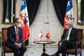 Chilean President remembers Vietnam's charms and hospitality during 2012 visit