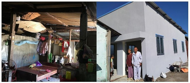 Habitat builds healthy and safe communities in Tien Giang