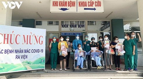 COVID 19: two new cases, 11 more patients fully recover on national day