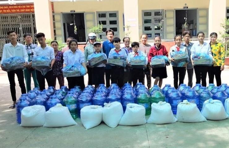 Saigonchildren raises USD 434,000 to lessen poor families' financial burden