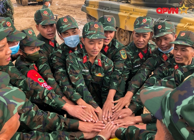 In photos: Outstanding results Vietnam teams gain at 2020 Army Games