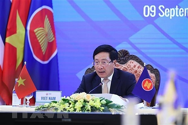 AMM-53: Vietnam expresses concerns over serious incidents in Bien Dong Sea