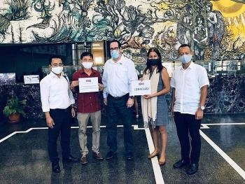 vietnamese alumni aids cubas covid 19 fight