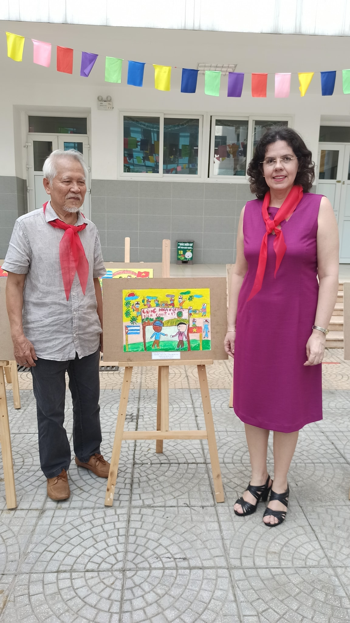 painting contest marking vietnam cuba diplomatic ties launched
