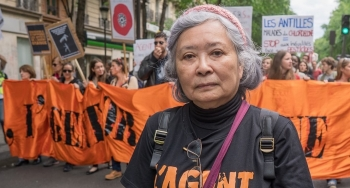 vietnamese expats france based organization raise usd 6400 for ao victims
