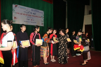 ethnic minority female students supported by non profit organizations for remaining in schools
