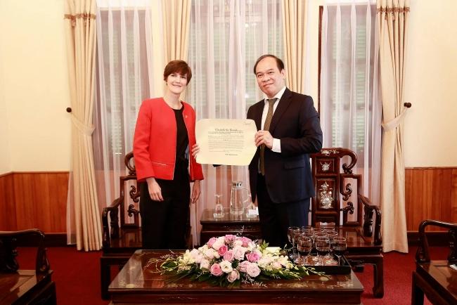British Consul-General commences posting in Vietnam
