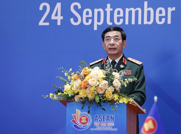 ASEAN chiefs of defence forces highlight centrality, unity at online 17th meeting