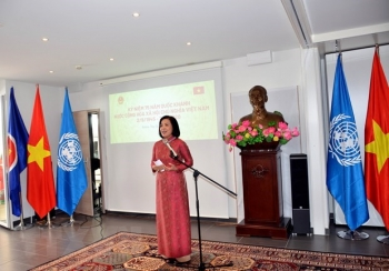 vietnamese abroad urged to make more contributions to homeland