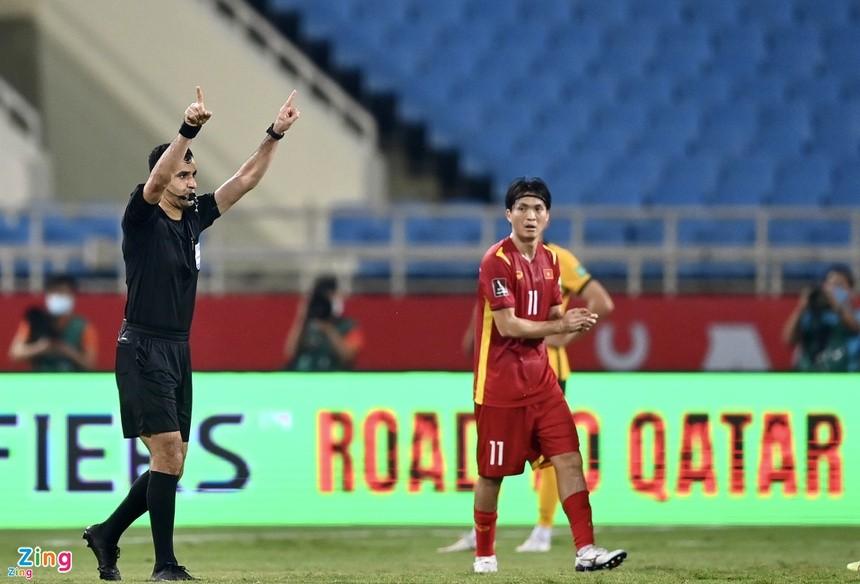 Football commentator Steve Darby: Vietnam narrowing the gap with major teams