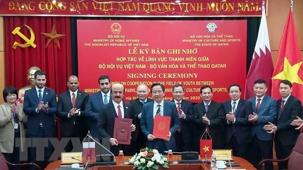 Vietnam-Qatar Two-Way Trade Still Expanded Depsite Covid