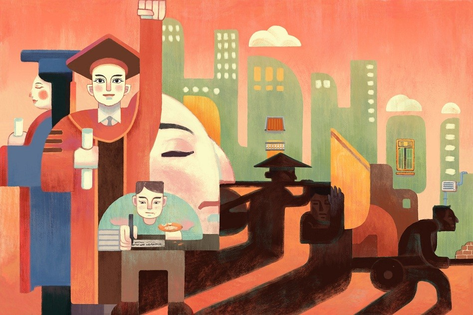 """Check Out The Winning Artworks of """"Ha Noi is…"""" Illustration Contest"""