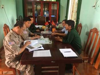 projectiles safely handled in central vietnam thanks to local people information