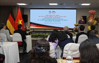a number of activities marking vietnam germany ties to be held in ho chi minh city