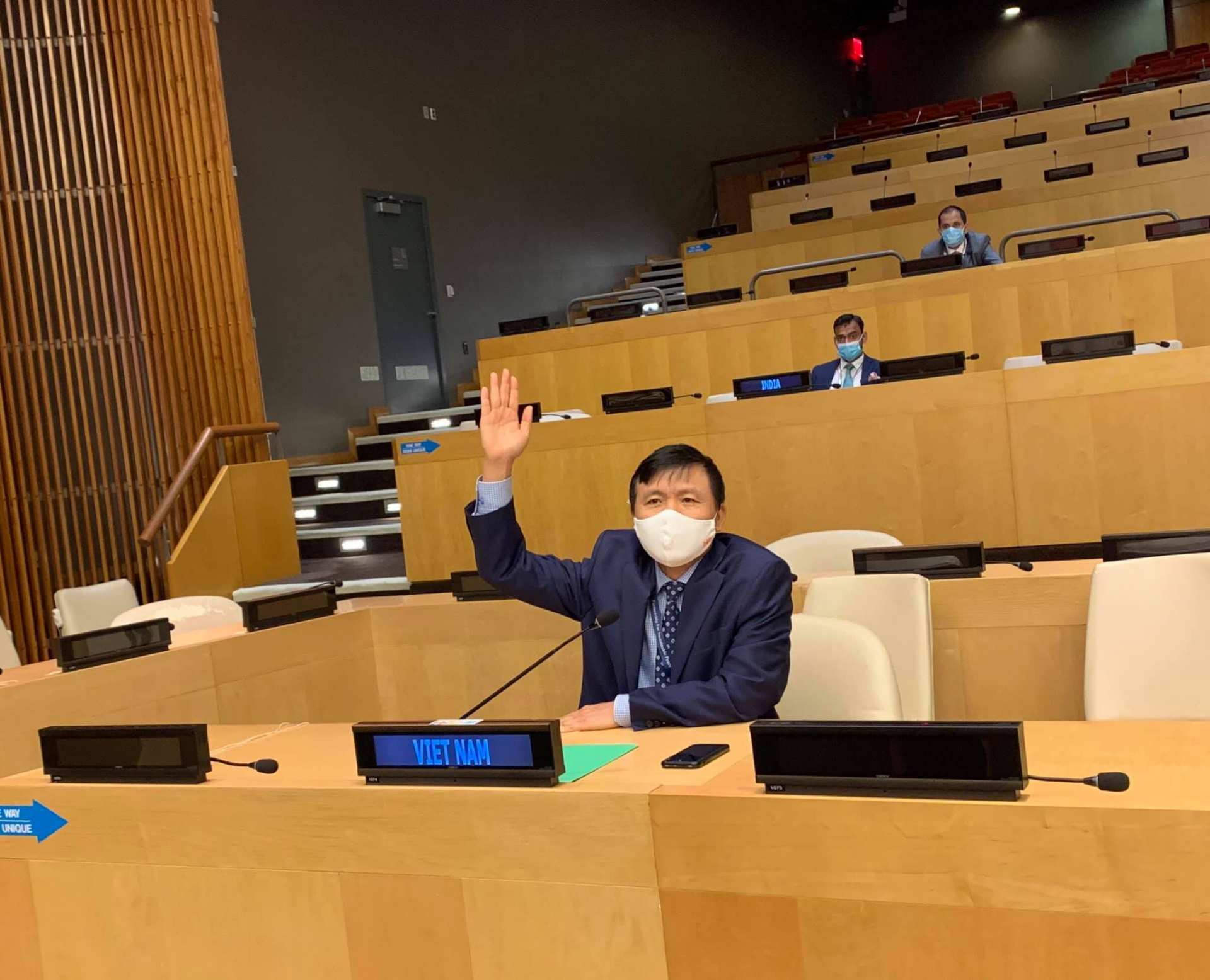 vietnam affirms unchanged stance on regulations of golan heights