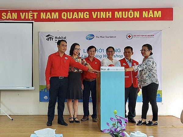 More than USD 43.000 to support Ho Chi Minh city