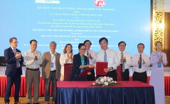six ngos commit to provide usd 51 million non refundable aid quang tri