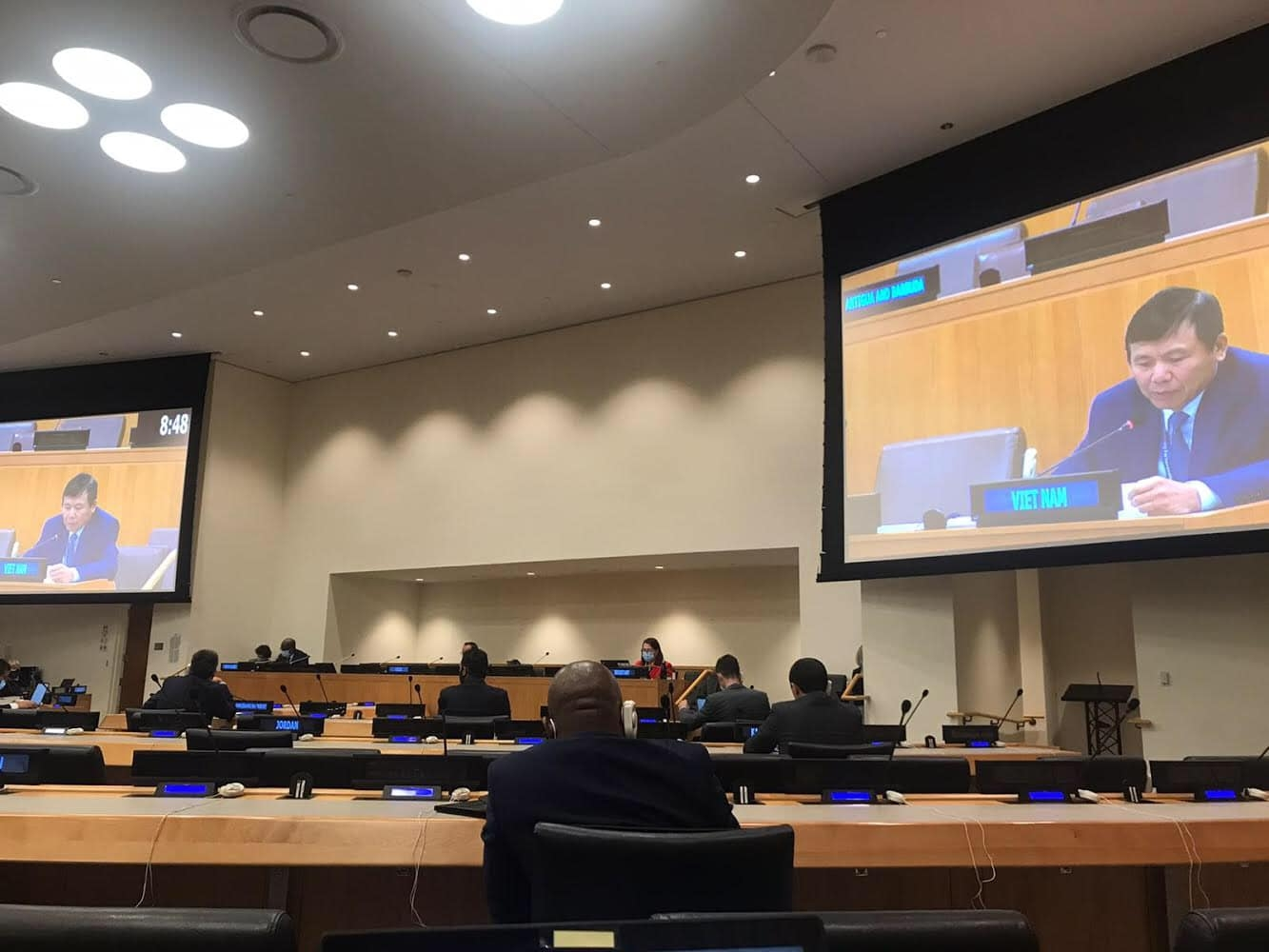 Vietnamese Ambassador: Int'l cooperation, solidarity key to COVID-19 response