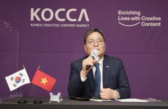 korea creative content agency opens vietnam business center in hanoi