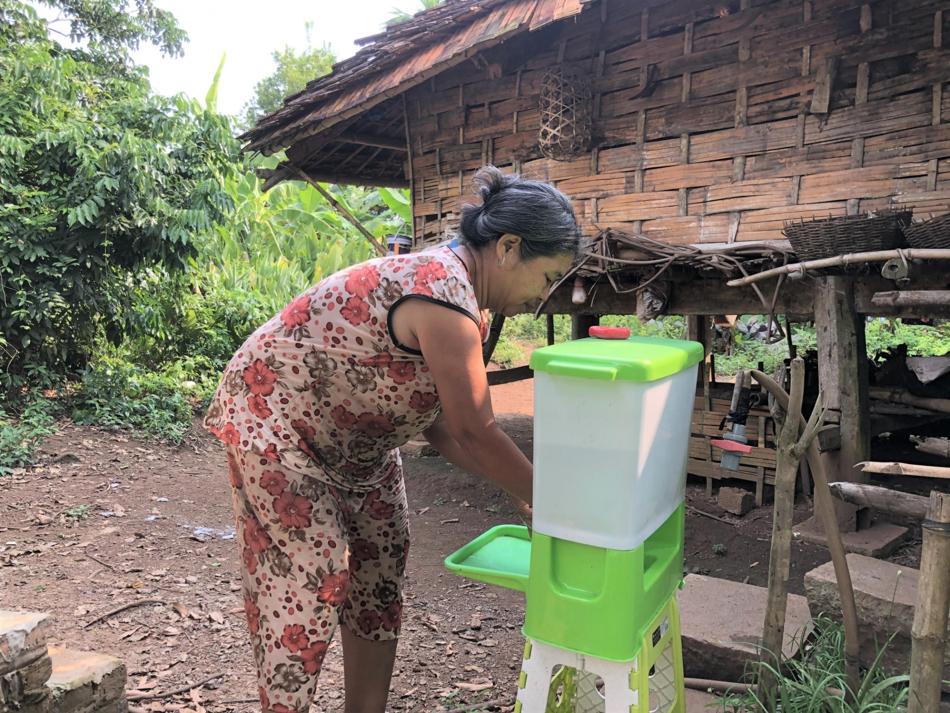 emw supports equitable access to water hygiene and sanitation for vulnerable families
