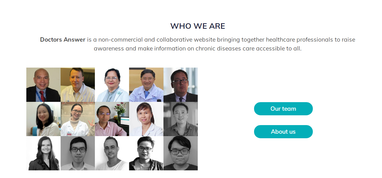 website on less popular yet serious respiratory diseases debuted