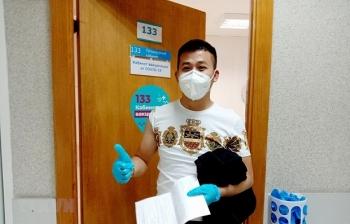 eleven vietnamese volunteered to join sputnik v vaccine programme