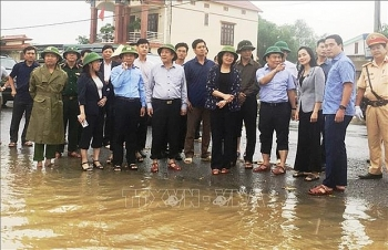 german cooperation joins disaster risk reduction partnership in vietnam