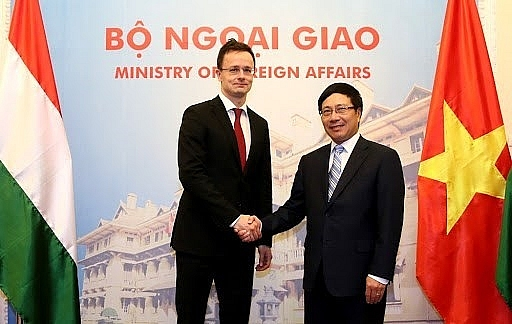 Hungary keens to open new cooperation with Vietnam