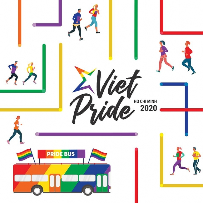 Take part in one-day journey in Pridebus throughout Ho Chi Minh City