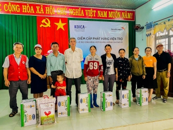 koica partners with world vision to reduce covid 19 impact on ethnic minority groups