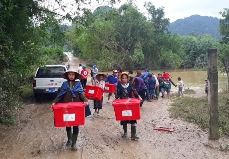 US grants USD 100,000 in disaster relief funds to assist storm affected victims