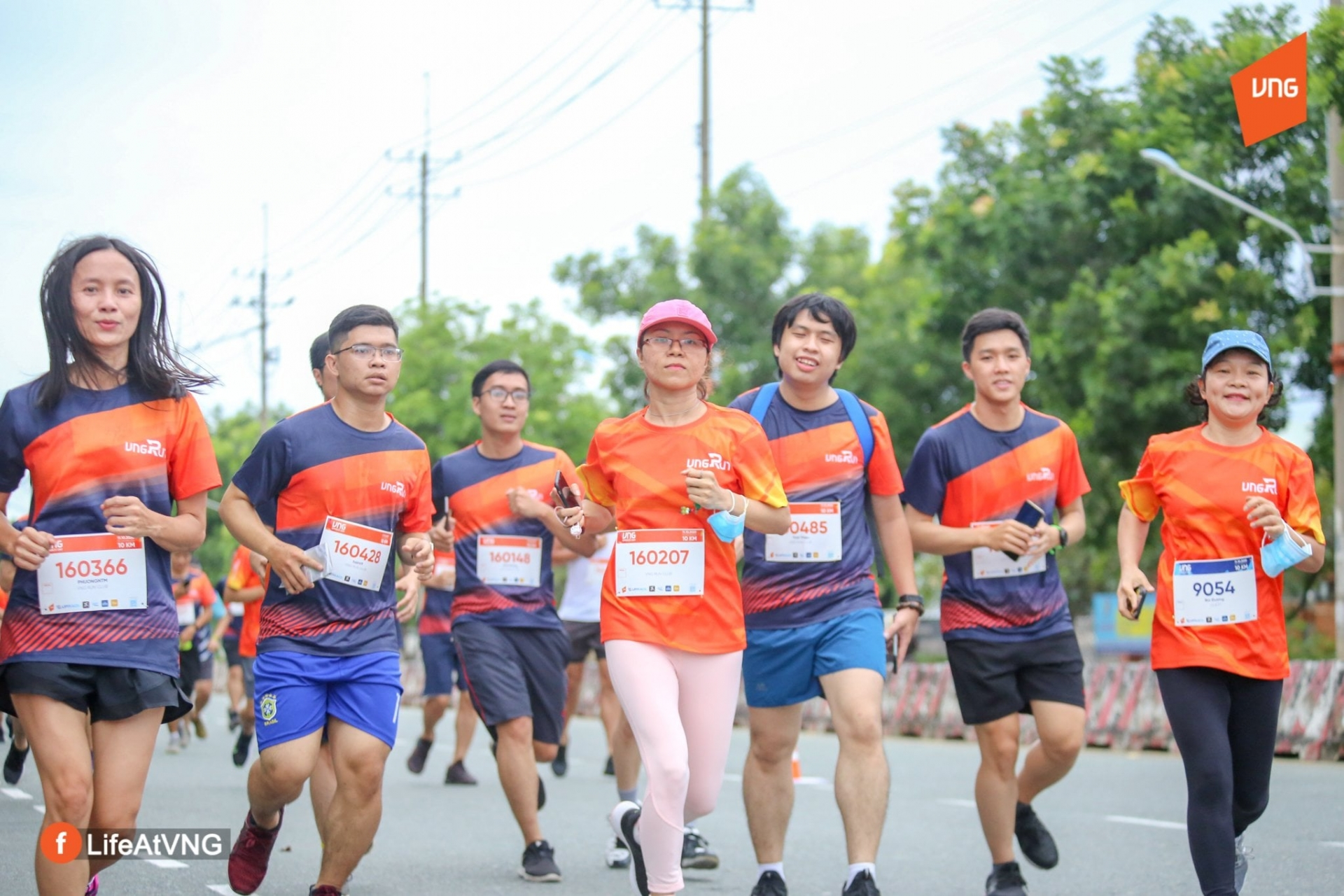 UpRace: Nearly 115,000 runners raises USD 129,100 for health, environment and education