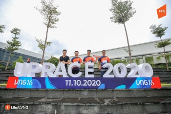 uprace nearly 115000 runners raises usd 129100 for health environment and education