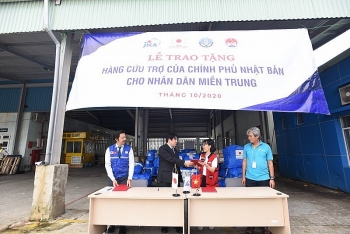 several international organizations offer aid for flood hit victims