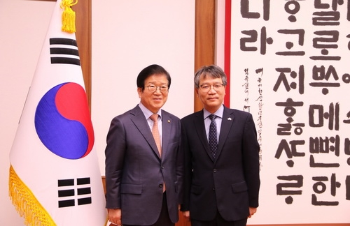 Vietnam and RoK to strengthen national assembly ties