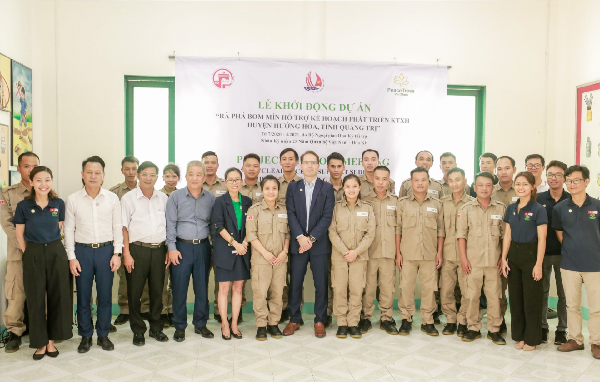 Peace Trees Vietnam and 25 years turning the impossible into possible