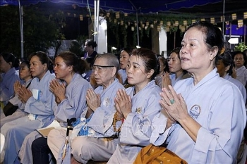 expats in laos hold requiem for flood victims in central vietnam