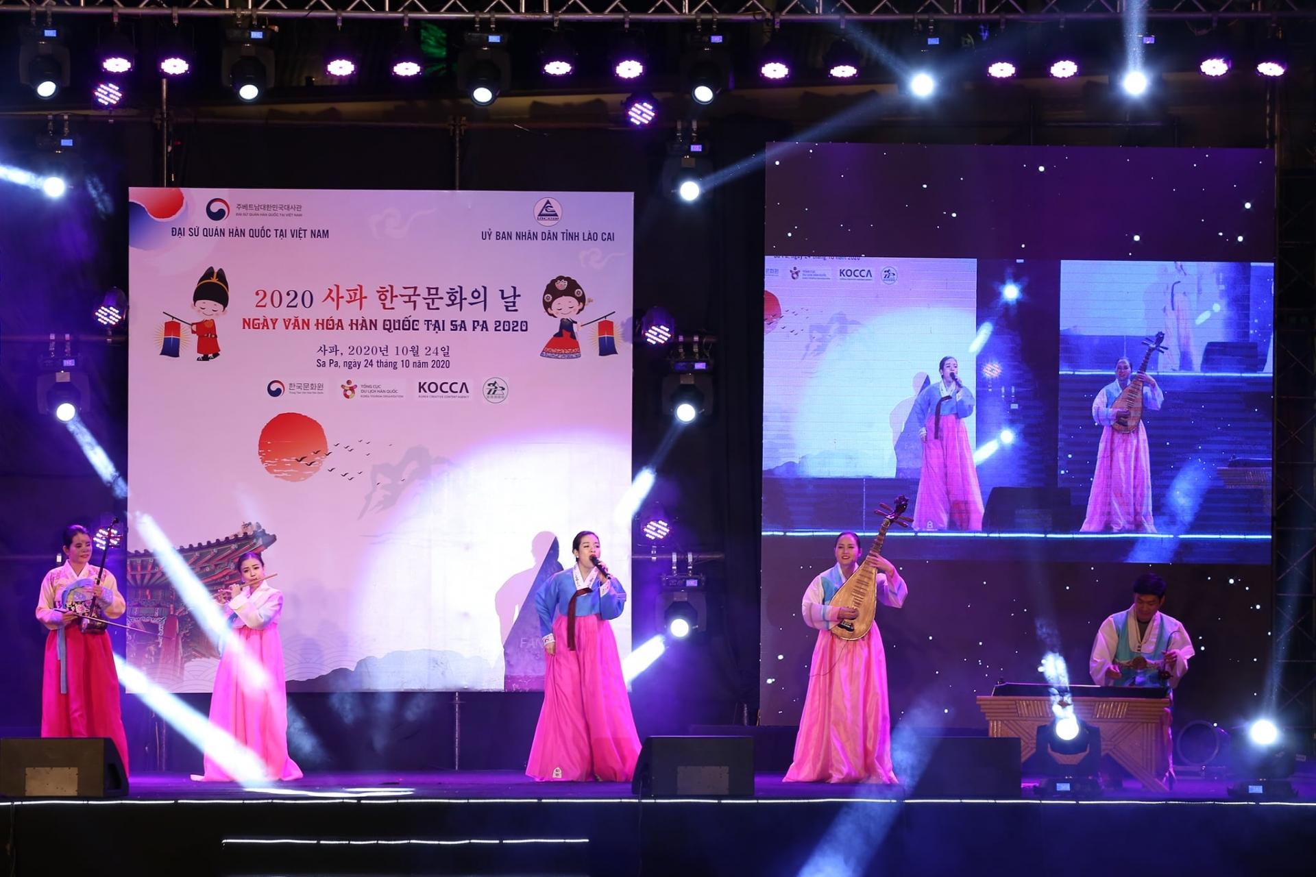 Sa Pa hosts Korean Cultural Day