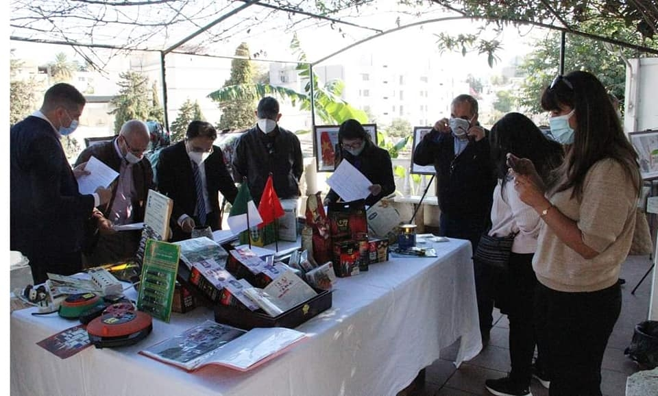 Vietnamese goods introduced to Algerian firms