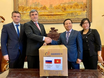 covid 19 fight vietnam thanked for its humanitarian aid to russia