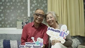 Japan-Funded Moblie App Improves Elder Healthcare