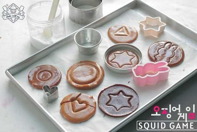 How to Make Sugar Honeycomb Like in Squid Game